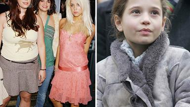 Who are Tiger Lily Hutchence Geldof's siblings? Meet the three women she grew up with