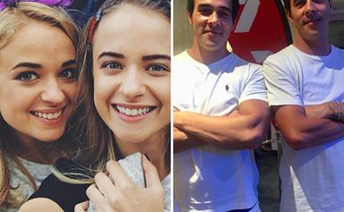 Surprise twins and THAT very first scene: Here's 20 facts you didn't know about Home And Away