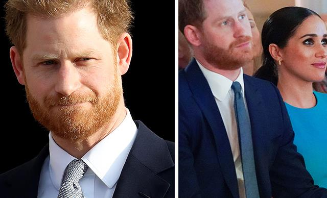 """Prince Harry tells his friends he """"cannot believe"""" how his life has turned out in Los Angeles"""
