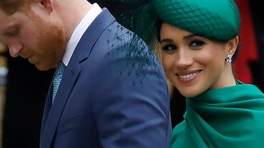 Prince Harry and Duchess Meghan send a telling letter to a fan - but its true meaning must be read between the lines
