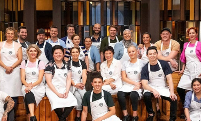 EXCLUSIVE: Things get steamy on the MasterChef set with rumours of a spicy romance between two contestants