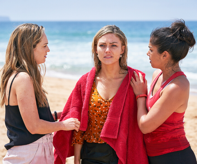 Home And Away spoiler: Jasmine's pregnancy trauma threatens to push the widow over the edge