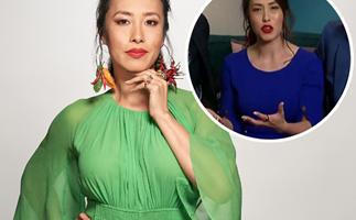 Is Masterchef judge Melissa Leong facing the chop?