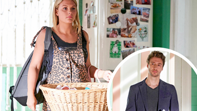 The results are in as Home And Away's Maggie discovers who Ziggy's true father is