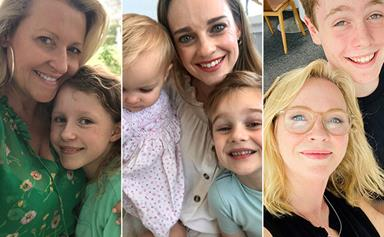 EXCLUSIVE: Our favourite celebrity mums share their best parenting anecdotes and advice