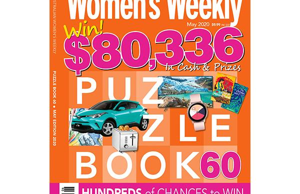 The Australian Women's Weekly Puzzle Book Issue 60