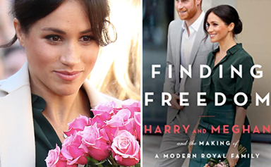 """Prince Harry & Meghan Markle's """"disarming"""" biography and its poignant title is finally revealed"""