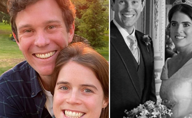 Princess Eugenie shares never-before-seen pics in an emotional birthday tribute for her husband Jack Brooksbank
