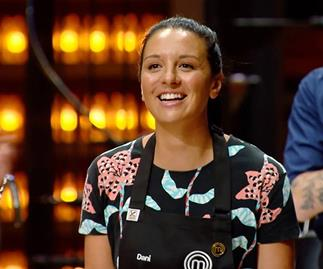 """EXCLUSIVE: MasterChef's Dani says her daughter is """"a little bit sick of"""" the show"""