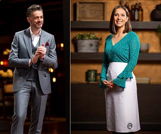 Fans think MasterChef judge Jock Zonfrillo is playing favourites with contestant Laura Sharrad