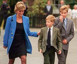 """Prince William and Prince Harry expected to be """"very upset and angry"""" with explosive new Princess Diana documentary"""