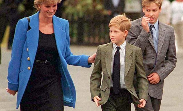 "Prince William and Prince Harry expected to be ""very upset and angry"" with explosive new Princess Diana documentary"