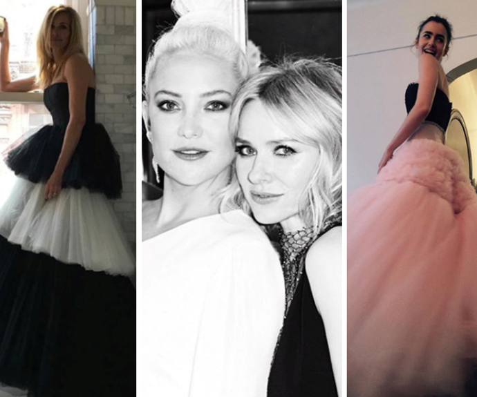 Celebrities find another, very glamorous way to celebrate the Met Gala on the day it would have taken place