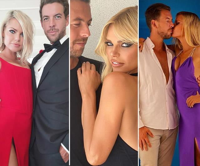 Love at first flight: Sophie Monk and Joshua Gross' relationship in pictures