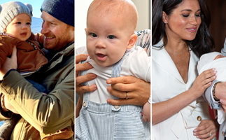 Archie's big year: Every single photo of Prince Harry and Duchess Meghan's baby boy as he turns one