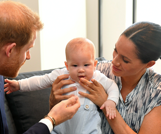 The Sussexes have a very special surprise for their son Archie amid the COVID-19 pandemic