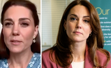Duchess Catherine penned a rare, heartfelt letter from lockdown - and it addresses an important issue