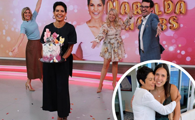 From a single mum at 19 to the Studio 10 desk: Narelda Jacobs reflects on her incredible 20 year career