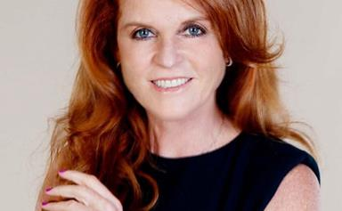 Sarah Ferguson just revealed that she's on LinkedIn and her profile is royally impressive