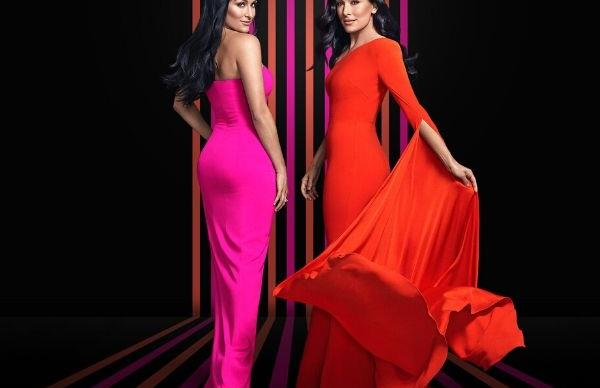 Total Bellas stars Brie and Nikki