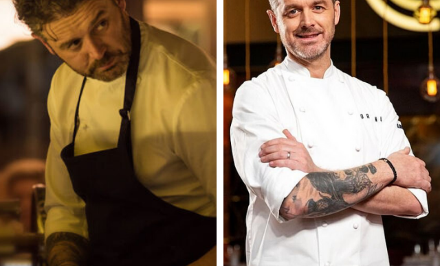 From homeless drug addict to the country's best chef: MasterChef judge Jock Zonfrillo's incredible life story