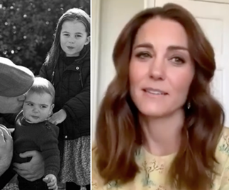 Duchess Catherine gets frank about the realities of life in lockdown in rare TV interview - and her home schooling experience is relatable