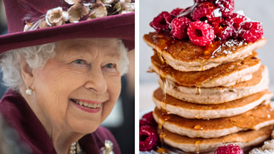 The Queen's secret pancake recipe revealed in private unearthed letter