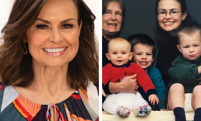 """EXCLUSIVE: Lisa Wilkinson reveals the """"emotional"""" discoveries she made about her mum"""
