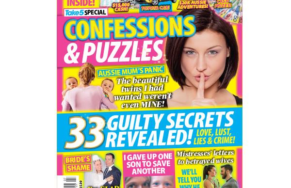 Take 5 Confessions & Puzzles Online Entry Coupon