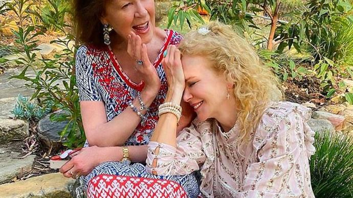 Nicole Kidman shares a heartbreaking truth about Mother's Day during COVID-19 lockdown