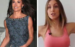 """This is the MOST effective toned arms workout"": The internet is obsessed with this YouTube video that gives you arms like Pippa Middleton in 7 mins"