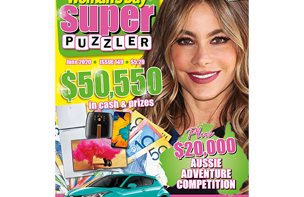 Woman's Day Superpuzzler Issue 149 Online Entry