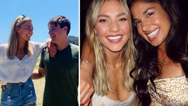 Every time Sam Frost proved she and her Home And Away cast mates are friendship #goals