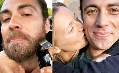 James Middleton undergoes a dramatic transformation for his fiancée