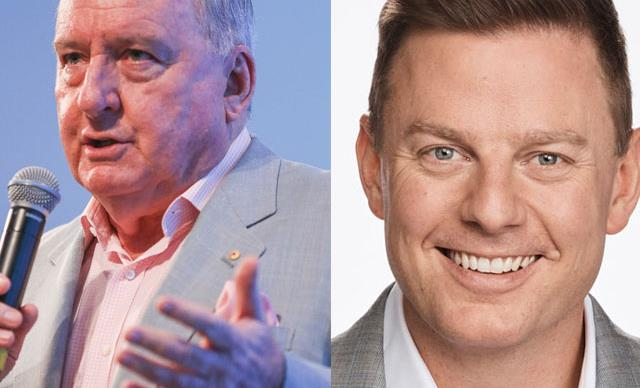 Ben Fordham to replace Alan Jones on 2GB following his shock resignation