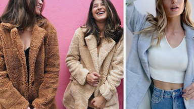 These affordable winter coats can double as a snuggly dressing gown as we delve into a world of working between home and the office
