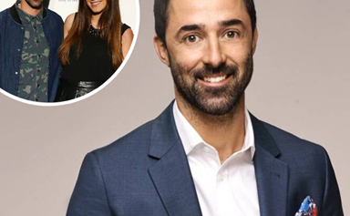 What a blast from the past! Remember when MasterChef judge Andy Allen dated Home and Away actress Charlotte Best?