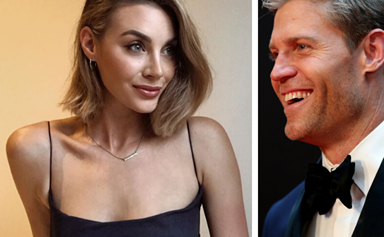 Meet Dr Chris Brown's stunning new model girlfriend Brooke Meredith