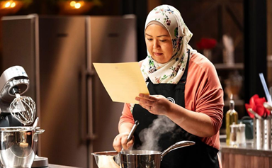 """EXCLUSIVE: MasterChef's Amina spills on which contestant she found """"intimidating"""" and the elimination leak that sent fans into a frenzy"""