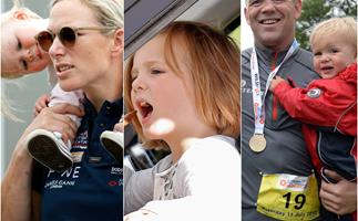 Zara & Mike Tindall's down-to-earth family life is clearer than ever in these refreshing pics