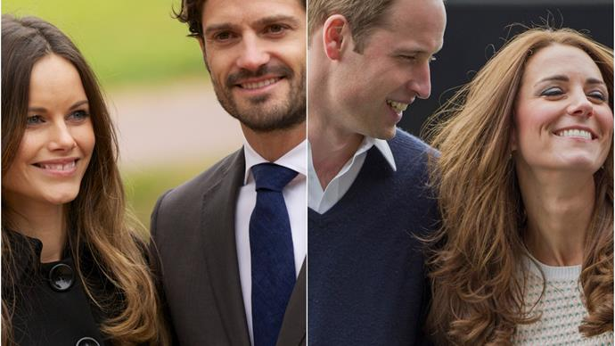 Princess Sofia and Duchess Catherine's unlikely connection revealed in new picture