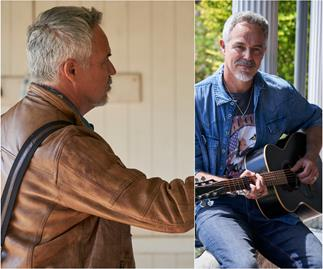 Home & Away newcomer Cameron Daddo spills on his character's explosive arrival in the Bay