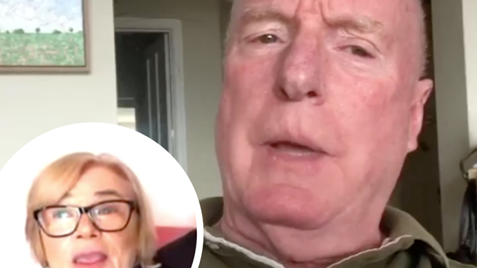 Home And Away's Ray Meagher surprised a fan after she went viral - and her reaction will make your heart burst