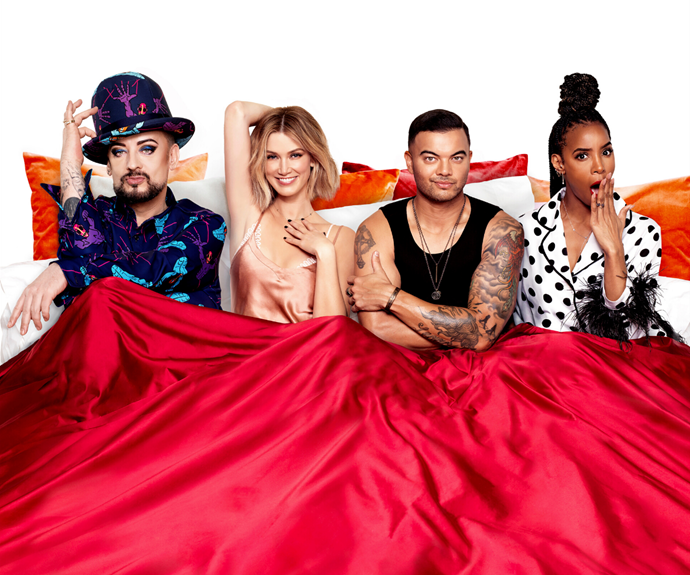 """EXCLUSIVE: """"We weren't meant to come back"""": Guy Sebastian reveals why The Voice returned for 2020 despite other plans"""