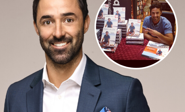 Inside MasterChef's Andy Allen's million-dollar empire!