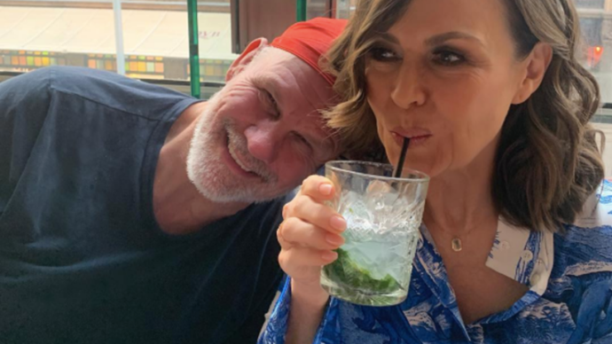 EXCLUSIVE: Lisa Wilkinson shares how isolation has changed her marriage to husband Peter FitzSimons and her post-lockdown getaway plans