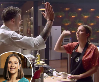 EXCLUSIVE: MasterChef Laura slams claims she's been given an advantage with judge Jock Zonfrillo