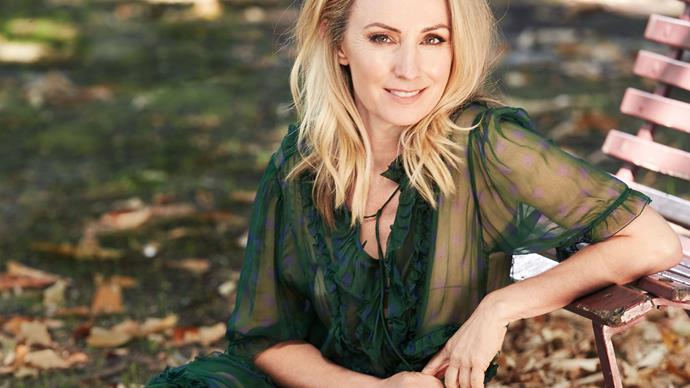 EXCLUSIVE: Lisa McCune opens up about being happily single and co-parenting her very modern family