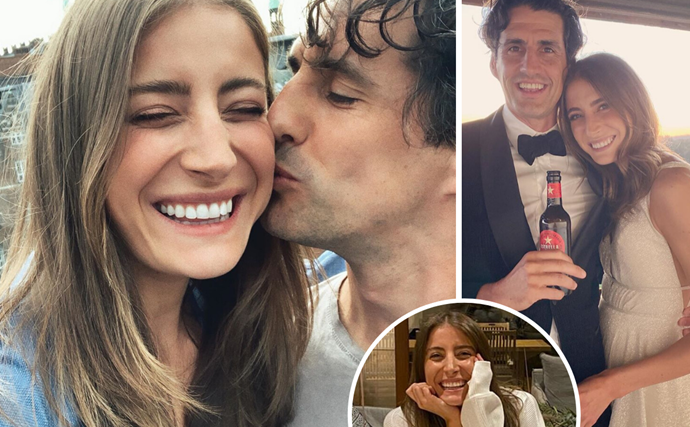 This hidden Instagram clue has fans convinced Andy Lee and girlfriend Rebecca Harding just got engaged