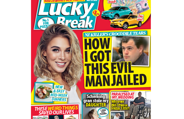Lucky Break Issue 21 Entry Coupon